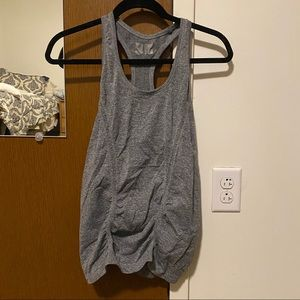 Athleta cinched up tank top